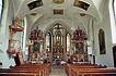 Innenansicht Chor / St. Michael in 78187 Geisingen-Leipferdingen (Bildarchiv, Landesamt für Denkmalpflege, Dienstsitz Freiburg)