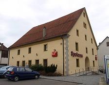 Ansicht / ehem. Fruchtkasten in 72351 Geislingen (Stefan King)