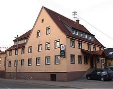 Ansicht / Gasthaus Rössle, abgegangen in 72351 Geislingen (Stefan King)