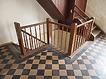 Wohnhaus, Heilbronner Str. 39, Leingarten, Treppenaufgang 1. OG. / Wohnhaus in 74211 Leingarten,  keine genauere Zuordnung (06.10.2016)