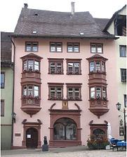 Ansicht / Stadtmuseum, sog. Herdersches Haus in 78628 Rottweil (Stefan King)
