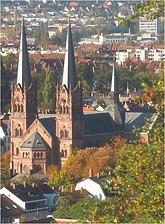 Kath. Kirche St. Johann, Johanneskirche in 79100 Freiburg im Breisgau,  keine genauere Zuordnung