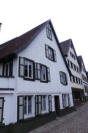 Straßenansicht / Wohnhaus in 77761 Schiltach (Burghard Lohrum)