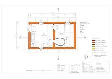 Backhaus, Baualtersplan Grundriss EG. / Backhaus in 88682 Neufrach