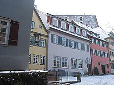 Westliche Ansicht / Wohnhaus in 74523 Schwäbisch Hall