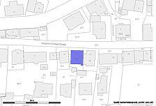 Vorlage RPS LAD und LV-BW / Fachwerkhaus in 72074 Tübingen-Pfrondorf