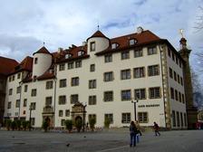 Alte Kanzlei in 70173 Stuttgart, Stuttgart-Mitte (25.03.2006)