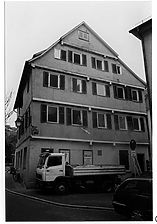 Ansicht von Süden (S. Uhl, Nov. 2000) / Fachwerkhaus in 72070 Tübingen
