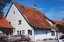 Ansicht von Südwesten (Foto: H.J. Bleyer) / Fachwerkhaus in 72116 Mössingen
