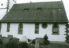 Altensteigdorf, Kirchplatz 2, Nordansicht Kirche  / Evangelische Kirche in 72213 Altensteig, Altensteigdorf