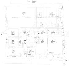 Dornstetten, Marktplatz 2, Grundriss Erdgeschoss / ehem. Gasthof Ochsen in 72280 Dornstetten