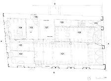 Dornstetten, Marktplatz 1, Grundriss Erdgeschoss / Rathaus in 72280 Dornstetten