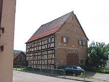 Nordostansicht / Wohn-Scheunen-Gebäude in 73630 Remshalden-Hebsack