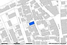 Lageplan (Vorlage RPS-LAD und LV-BW) / Wohnhaus in 72108 Rottenburg am Neckar, Altstadt