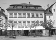Ansicht zum Marktplatz  / Wohnhaus in 73525 Schwäbisch Gmünd (27.05.2007)