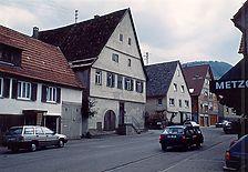 Ansicht von Nordwesten / Wohnstallhaus in 73266 Bissingen an der Teck