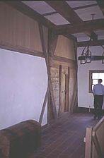 Innraum Haus Obergeschoss Haus 1 nach der Sanierung (Bilder entnommen aus http://www.uligraef.de/5_archiv/dsp1991-Talheim.htm) / Obere Burg  in 74388 Talheim