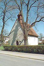 Ansicht von Südwesten / Siechenkapelle in 72336 Balingen