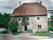 Armenhaus (ehemalige Mühle) in 78176 Blumberg, Fützen (21.04.2016)