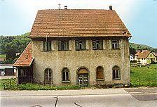 Ansicht von Westen / Mühle Bulach in 72393 Burladingen-Gauselfingen