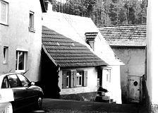 Im Haag 33 / Wohnhaus mit Laden in 72401 Haigerloch (01.09.1998 - Michael Hermann)