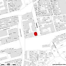 Flurkarte um 2000 (Vorlage LV-BW und LAD) / ehem. Amerikahaus (Villa Landfried) in 69115 Heidelberg, kein Eintrag