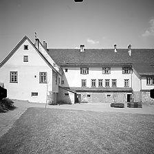 Ausschnitt photogrammetrische Aufnahme Westflügel Konventbau, Ansicht Ost, 1977 / Westflügel Konventbau in 72270 Baiersbronn - Klosterreichenbach
