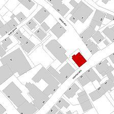 Flurkarte 2006 (LV-BW und LAD) / Wohnhaus in 71384 Weinstadt-Beutelsbach