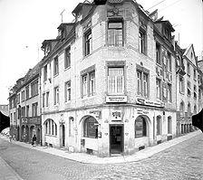 Photogrammetrische Aufnahme Ecke Brenner-/Weberstraße, 1976 / Bohnenviertel in 70182 Stuttgart, kein Eintrag