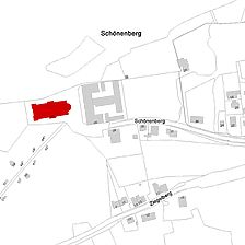 Flurkarte 2006 (LV-BW und LAD) / Wallfahrtskirche in 73479 Ellwangen-Schönenberg
