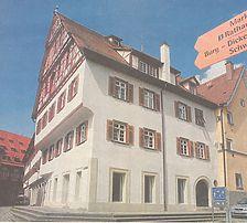 Ansicht von Südosten um 2006 / Wohn- und Geschäftshaus in 73728 Esslingen am Neckar