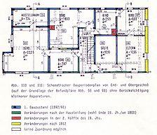 Bammental-Reilsheim, Alte Steigstraße 4, Bauperiodenplan / Fachwerkhaus in 69245 Bammental-Reilsheim