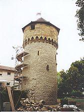 Bretten, Simmelturm, Ansicht / Simmelturm in 70515 Bretten