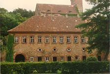 Schloß Bödigheim, Pavillonbau Flügel Nord / Schloss Bödigheim in 74722 Buchen-Bödigheim
