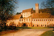 Schloß Bödigheim, Gesamtansicht / Schloss Bödigheim in 74722 Buchen-Bödigheim