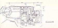 Bruchsal-Heidelsheim, Zehntgasse 17, Törlesturm, Grundriss Sanierung / Törlesturm in 76646 Bruchsal-Heidelsheim