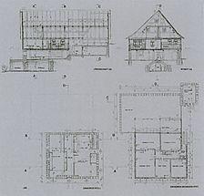 Baiersbronn-Mitteltal, Weg zum Weissenbach 11-13, Bauaufnahme / Morlokhof in 72270 Baiersbronn - Mitteltal