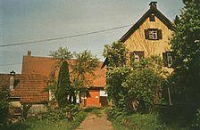 Baiersbronn-Mitteltal, Weg zum Weissenbach 11-13, Ansicht / Morlokhof in 72270 Baiersbronn - Mitteltal