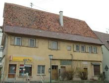 Schwedenstraße 27, Altingen. Südansicht / Altes Schul- und Rathaus in 72119 Ammerbuch - Altingen