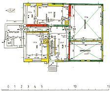 Eutingen (Pforzheim), Enzstraße 79, Bauphasenplan Erdgeschoss / Wohnhaus in 75181 Pforzheim, Eutingen