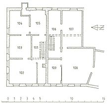 Eutingen im Gäu, Marktstraße 1-5, Grundriss Obergeschoss / Fachwerkhaus in 72184 Eutingen im Gäu
