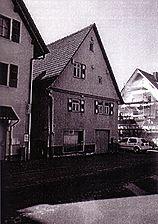 Eisingen, Steiner Straße 5, Ansicht Steiner Straße / Wohn- und Geschäftshaus in 75239 Eisingen