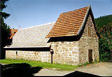 Enzklösterle, Köhlerweg 4/1, Rußhütte nach der Restaurierung / Enzklösterle, Rußhütte in 75337 Enzklösterle