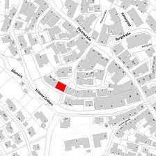 Flurkarte 2006 (Vorlage LV-BW und LAD) / Grosses Haus (Haus Schilling) in 72639 Neuffen