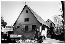 Ansicht von Südwesten (S.Uhl) / Wohnhaus in 72532 Gomadingen-Dapfen