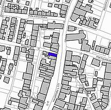 Lageplan 2007 (Vorlage LV-BW) / Centro Italiano in 78183 Hüfingen