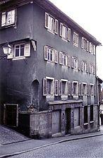 Gernsbach, Hauptstraße 6, Ansicht West / Wohn- und Geschäftshaus in 76593 Gernsbach