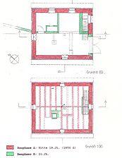 Glatten-Böffingen, Bühlstraße 4, Kornspeicher, Bauphasenpläne / Kornspeicher in 72293 Glatten-Böffingen