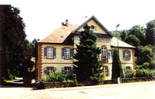 Ettlingen, Pforzheimer Straße 67, Gut Watthalden, Ansicht Süd / Gut Watthalden in 76275 Ettlingen (17.07.2007)