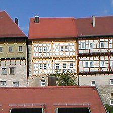 Ansicht von Süden nach der Sanierung / Hessensches Schloss in 74388 Talheim